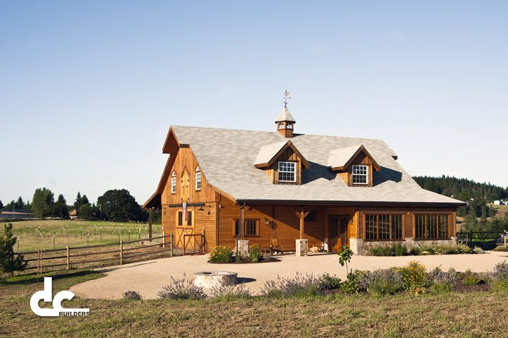 25 best barn builders ideas on pinterest pole barn for Country barn builders