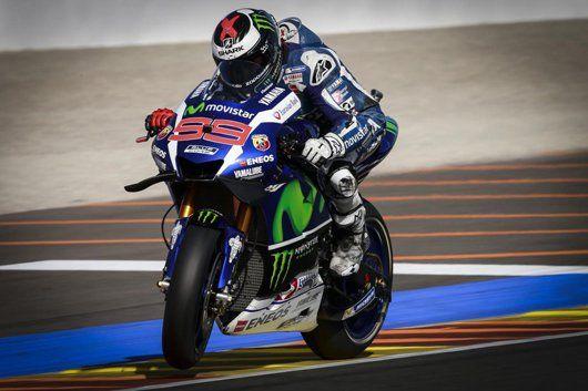 【MotoGP】 バレンシアGP 予選:ホルヘ・ロレンソがポールポジション  [F1 / Formula 1]