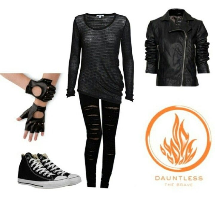 50 best Divergent outfits images on Pinterest | Divergent ...