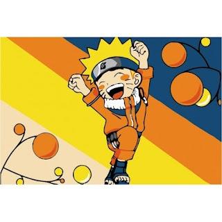 Melukis Sendiri Naruto - Melukis Sendiri