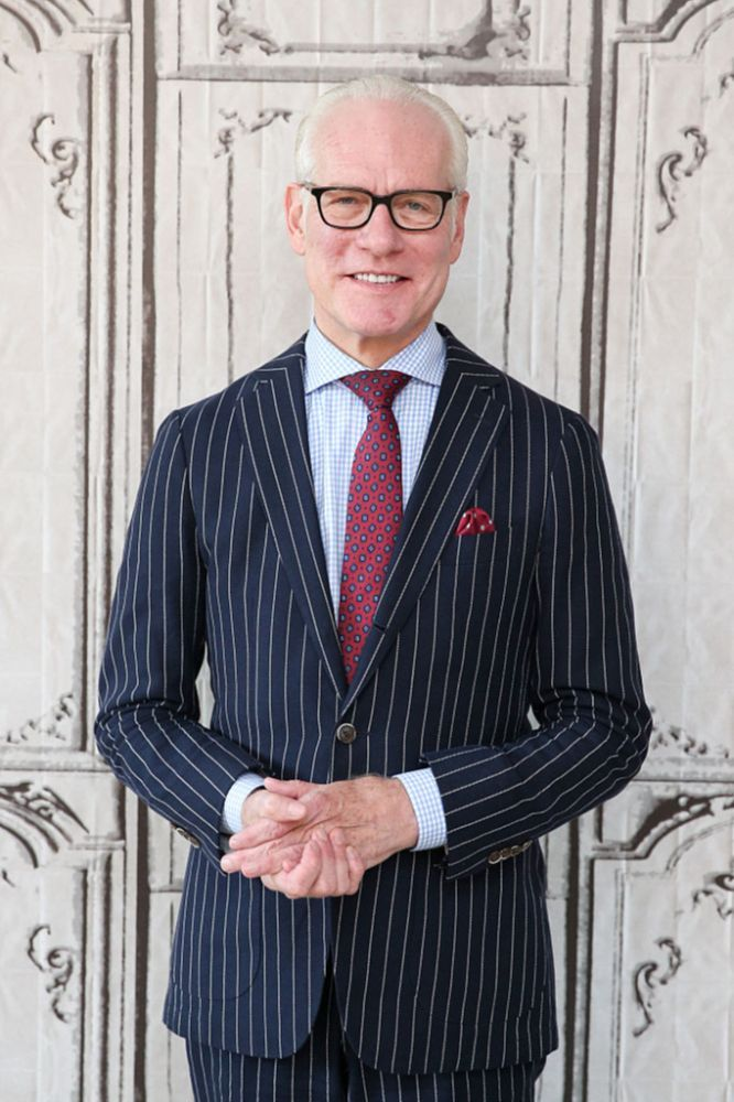 Tim Gunn on plus-size women: