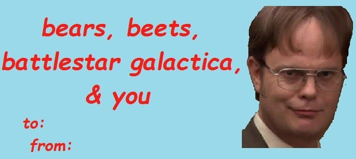 11 Office Themed Valentines To Give To Your Sweetheart This Valentine S Day Valentines Memes Funny Friend Valentines Meme Valentines Cards