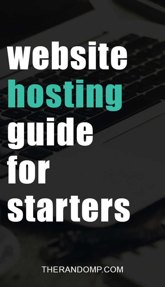What is website hosting? I have explained all you might need to know about website hosting for starters to create self-hosted website on your own! I've also included a Siteground guide - my favorite hosting service! https://www.therandomp.com/blog/website-hosting/