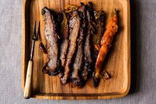 The Best Ever Make-Ahead Brisket of Beef