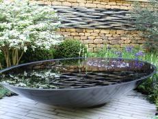 elements of a meditation garden - Hardscape Design Ideas