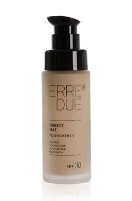 """Whateverness"" Rocks!: BeautyReview: Erre Due Perfect Mat Foundation"