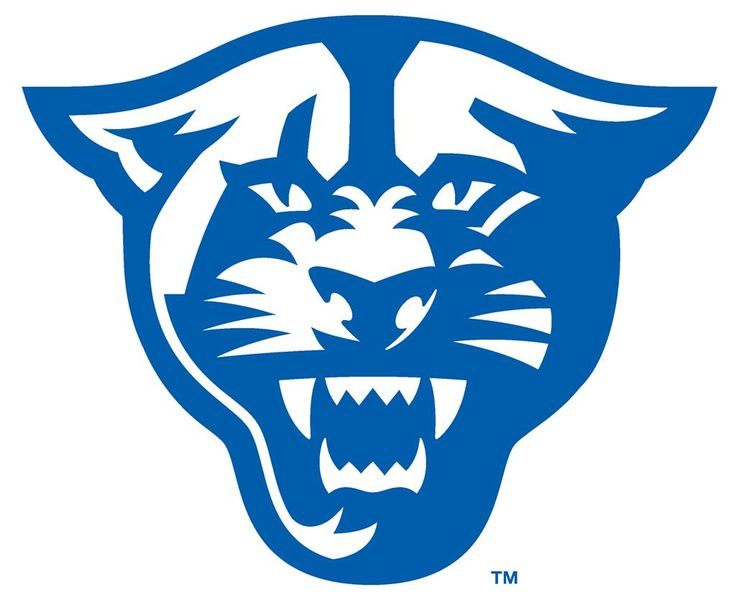 1000 images about georgia state panthers football on