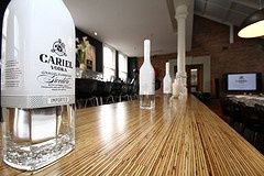 """Unrivalled Character  """"Cariel Batch Blended Vodka may be the best example around of both the craftsmanship and subtlety of a master vodka distiller; it dares to have flavor in a category renowned for neutrality…an aroma and mouthfeel unsurpassed in the vodka world.""""   Philip Duff, Internationally Renowned Drinks Writer & Educator  dccraftspirits.com/Brands/Vodka/Cariel-Batch-Blended/"""