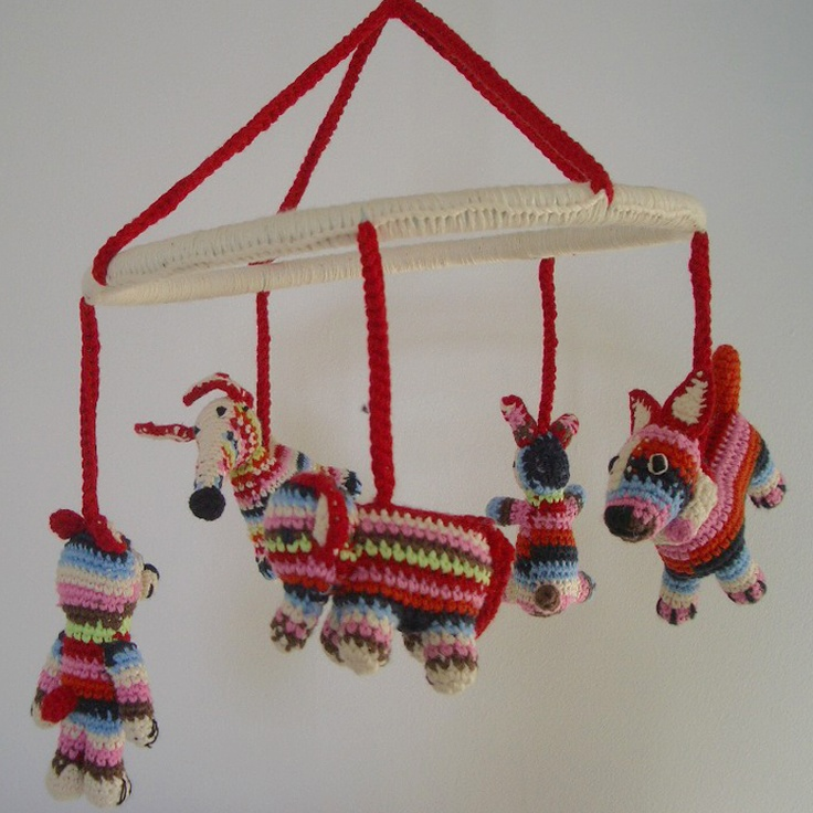 15 best images about crochet mobiles on pinterest free. Black Bedroom Furniture Sets. Home Design Ideas