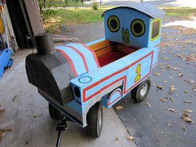 Best 25 thomas costume ideas on pinterest train costume thomas id mommy diy thomas the tank engine sir topham hatt halloween costume solutioingenieria Choice Image