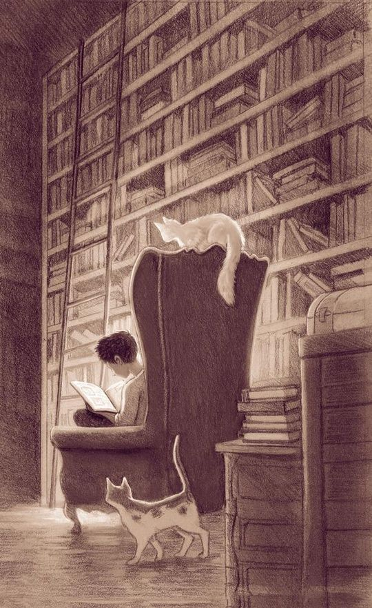 """""""The Magician's Library"""" by Erin McGuire"""