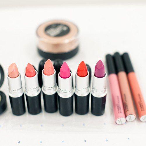 MAC lipstick <3