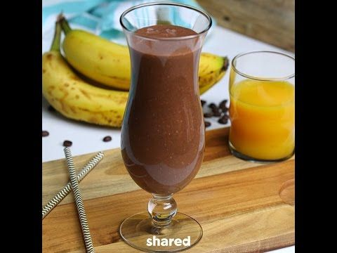This Coffee Smoothie is My New Morning Wake-Up Routine - Shared