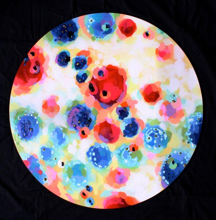 Artist Stephanie Woodman New Zealand www.facebook.com/stephaniewoodmanartist www.stephaniewoodman.com