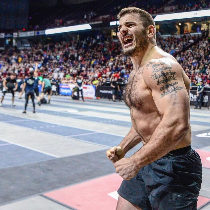 Mathew Fraser is a bad man.  In the lasts two years, he's won nine of the 13 events at the #EastRegional.   SuperCleary
