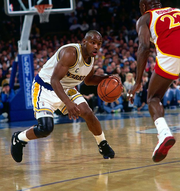 "Tim Hardaway Broke Ankles With His ""Killer Crossover"