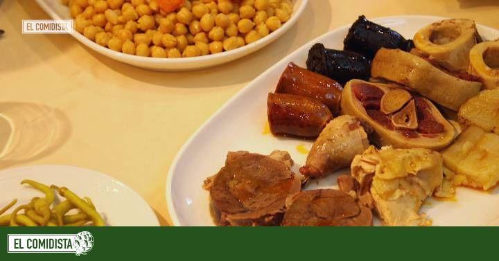 El cocido es más de Madrid que la Puerta del Sol, pero para aprender a prepararlo bien nos hemos ido a Vallecas. Con vosotros, el garbanzo hecho arte de Antonio Cosmen, de La Cruz Blanca.