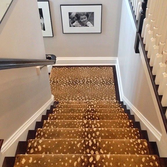 i want this antelope stair runner