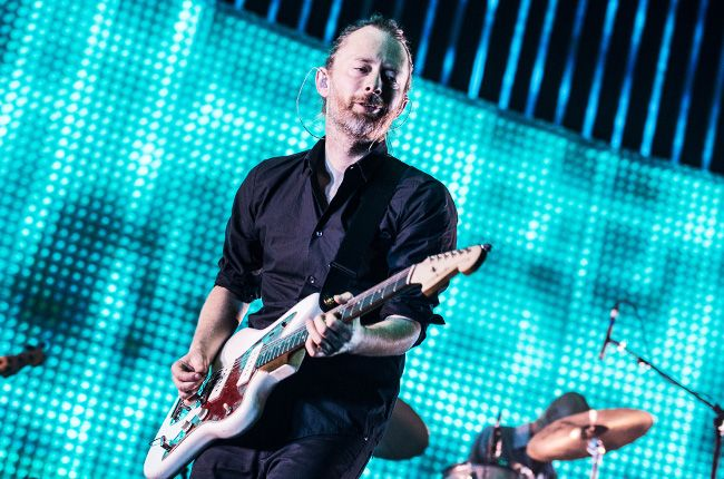 Lollapalooza 2016 Lineup: Radiohead, Red Hot Chili Peppers, LCD Soundsystem & More #Entertainment_ #iNewsPhoto