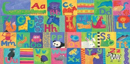 8.  Alligator Alphabet   #Oopsydaisy  #ArtForKids