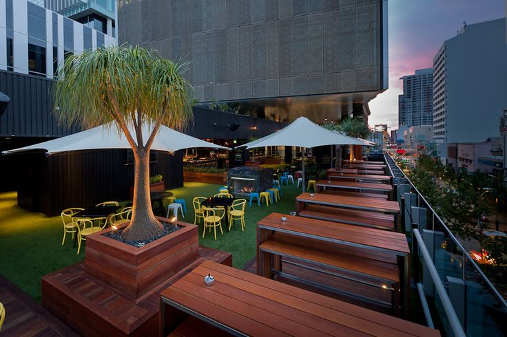 The Aviary - Rooftop Bar, Perth City