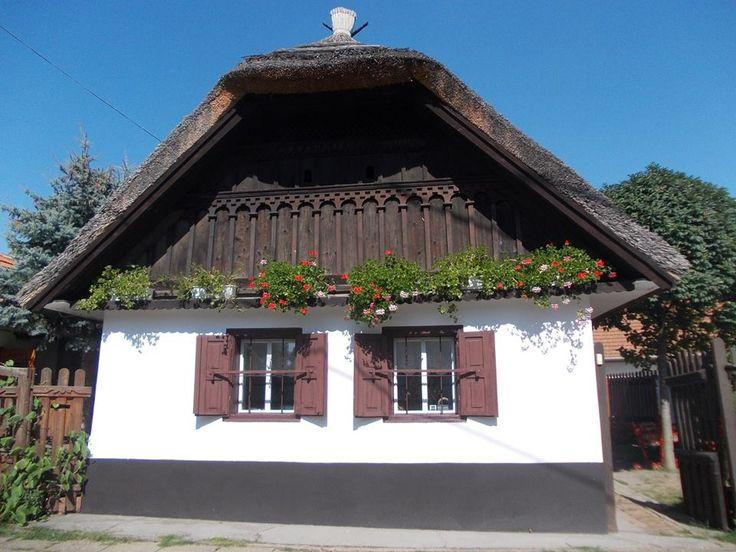 Mezőkövesdi skanzen egyik háza. -  Hungary