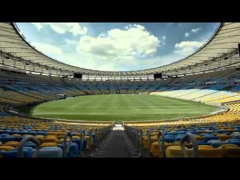 O mundo se encontra no Brasil