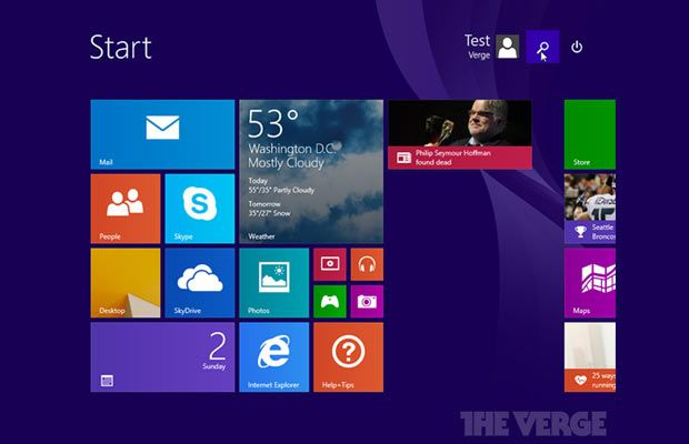 Windows 8.1 update 1 hits the web unofficially, brings a lot of improvements along.