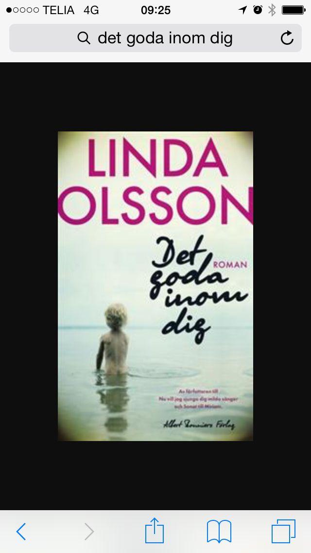 Linda Olsson - Det goda inom dig. Läst sommar 2015