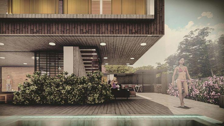 Casa wy / GRN proyectos Colaborando en el desarrollo con este gran equipo!! www.ngarin.wix.com/3darq  #architecture #arquitectura #architecture_hunter #iArchitectures #render #render_contest #3dmodel #woodhouse #madera #house #tuconstru #funarquitectura #homeadore #wood #concrete #casa #insta_render #cgartistlab #passionarchitecture #viisual_standards #architecturalvisualization #3d #rendering #visualization #RenderThat #project #marketing #archdaily #render_files