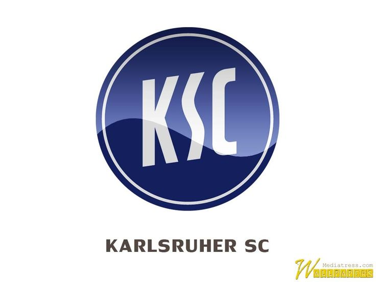 Karlsruher SC Logo Wallpaper | MT-WallPapers