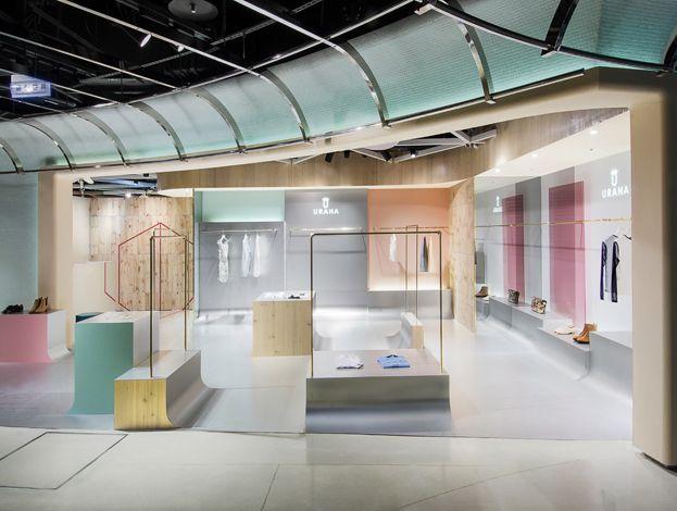 広島・東京 建築設計事務所 SUPPOSE DESIGN OFFICE Co.,Ltd −Works− URAHA Qsquare店 Taipei
