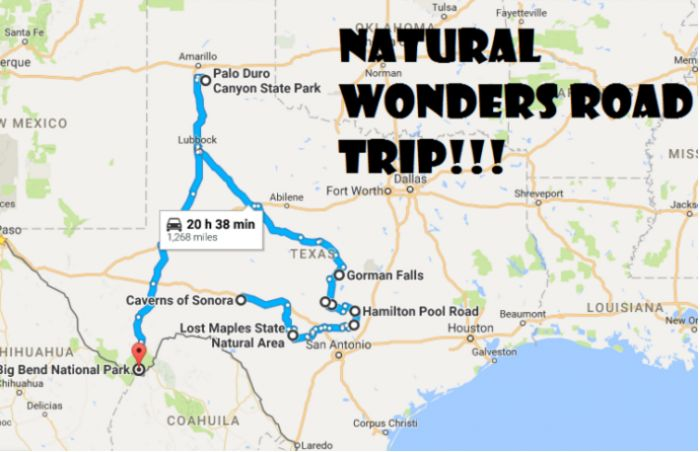 From ghost towns to barbecue, there's a road trip for everyone on this list. 16 Unforgettable Road Trips To Take In Texas
