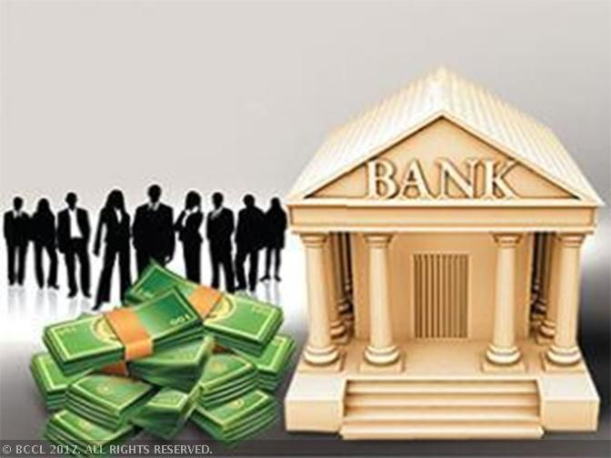 Bank loan growth slows further to 4.8 per cent - The Economic Times
