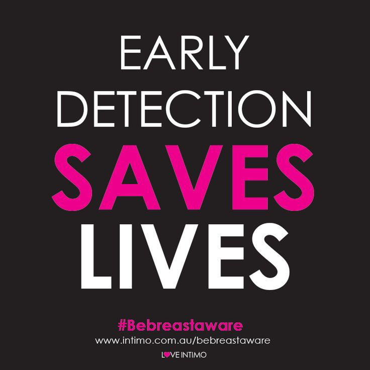 Have you checked your breasts? Early detection is vital in the fight against breast cancer. Check, Share and #Bebreastware this October.