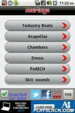 Instrumental Rap Beats  Android App - playslack.com ,  Instrumental beats for rappers and singers in mp3 fromat. (with ads) Producers Please sign up today at http://www.MoPlays.comProblems with application. check us out on http://www.moplays.com/beatsOver 1000 Quality hip hop Instrumentals listed.FOR PROMOTIONAL USE ONLY, MIXTAPES, WEBSITES,ETCIf your a rapper, singer, poet or just like to listen to instrumentals to relax. This is the application for you. We have thousands of high quality…
