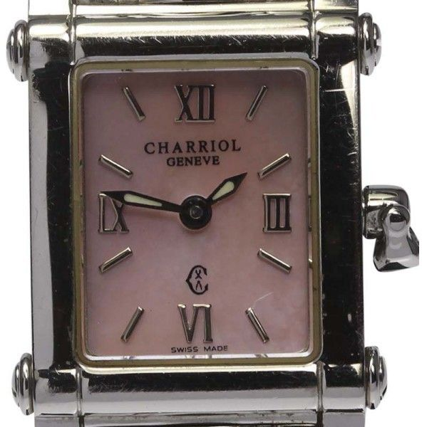 Philippe Charriol Colvmbvs CCSTRD Stainless Steel 18mm Womens Watch