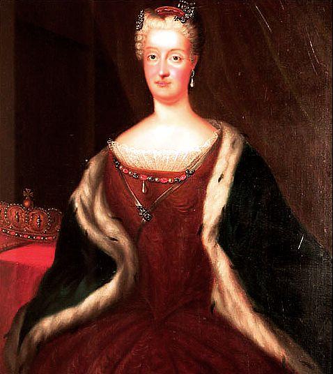 Queen Christiane Eberhardine of Poland