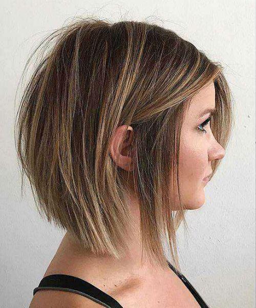 Easy Fresh Blunt Bob Haircuts 2020 für Frauen in diesem Jahr zu berücksichtigen