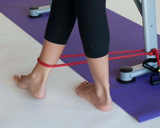Don't neglect your ankles! Ankle exercises