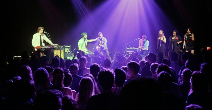 The Imperial is the host to many great music events and concerts.