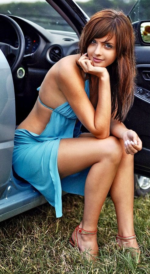 782 Best Images About Legs And Cars!! On Pinterest