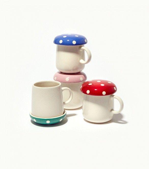 Dear Topshop: Holiday Gift Guide | Mugs, Stuffed mushrooms ...
