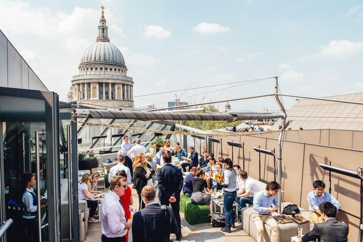 Madison Restaurant & Roof Bar|  London