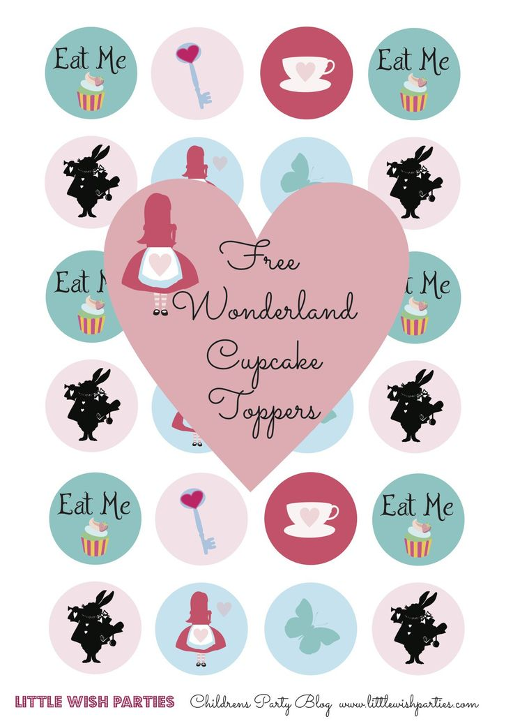 wonderland-cupcake-toppers-printables copy