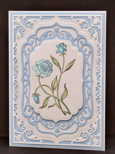 Birthday Card by Christine Angela - Cards and Paper Crafts at Splitcoaststampers