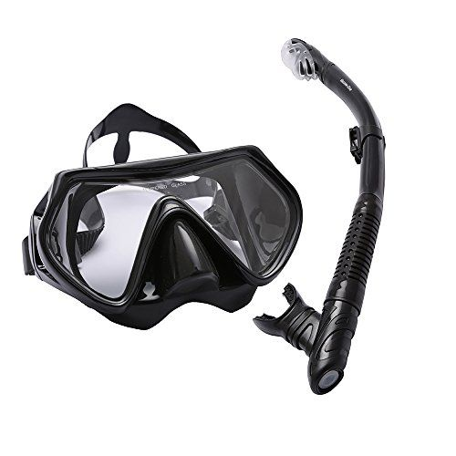 Bezzee-Dive Diving Mask and Dry Snorkel Set by Bezzee-Dive - Watertight Mask with Anti-Fog Tempered Glass Lens - No description (Barcode EAN = 5060392470893). http://www.comparestoreprices.co.uk/december-2016-6/bezzee-dive-diving-mask-and-dry-snorkel-set-by-bezzee-dive--watertight-mask-with-anti-fog-tempered-glass-lens-.asp
