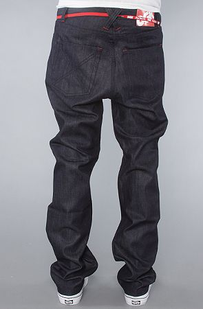 DGK  The All Day 2 Jeans in Indigo Raw Wash