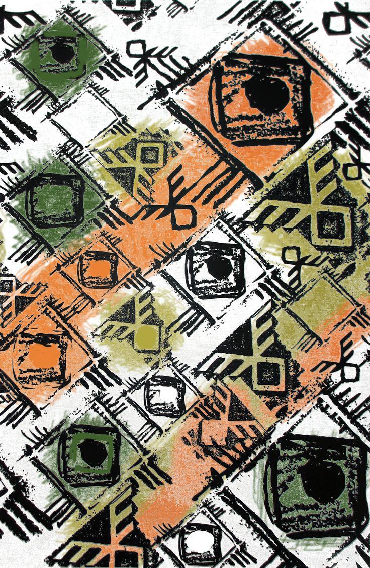 Textile Pattern 1