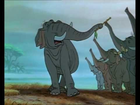 9f) VERHALENDE MUZIEK: JUNGLE BOEK (Nederlands)  Jungle Book - Kolonel Hathi's Mars